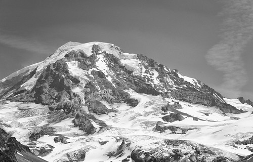 tahoma in black and white