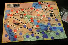 Saddam's star (Suviko) Tags: espoo suomi finland boardgame 2009 ropecon