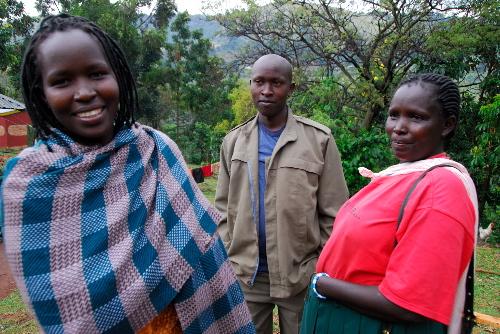 Kakenya and her clan