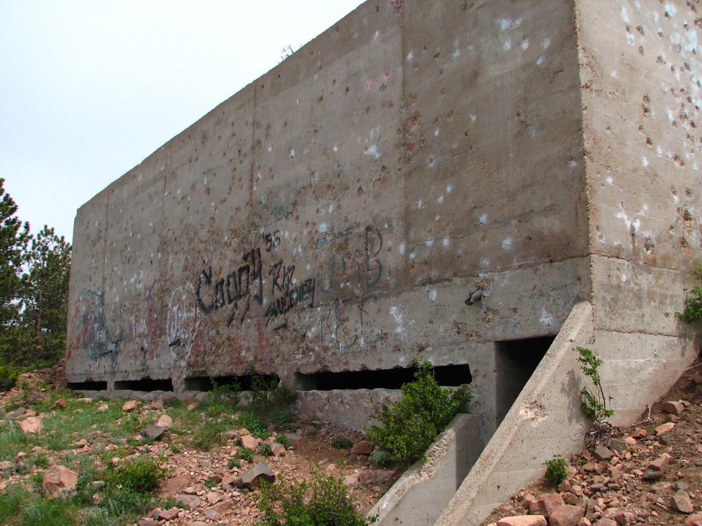 Merritt Hill Bunker