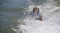 Camping @ the Delta (ND Strupler) Tags: family camping people ski water fun faces delta surfing waterski
