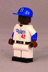 jackierobinson1 (Shmails) Tags: brooklyn lego baseball custom dodgers jackierobinson minifigure