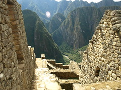 Peru Travel: Inca stonework at Machu Picchu