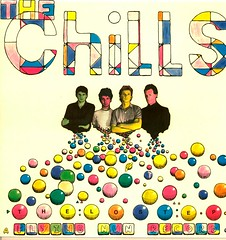 The Chills - Lost  EP - Front Cover by Chillblue