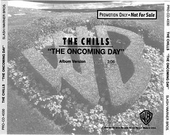 The  Oncoming Day Single Track Promo CD Cover by Chillblue