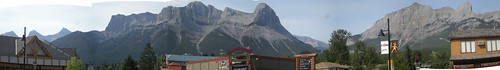 Canmore, Main Street