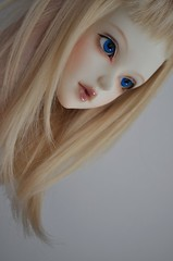 Soom Topaz commission (***Andreja***) Tags: ball doll makeup bjd collectible soom commission monthly topaz jointed faceup