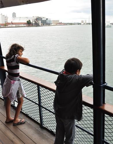 Centre Island ferry