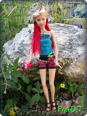 Dana - Barbie Candy Glam  (PrenD-T) Tags: cute sweet barbie kawaii labial prendt brillolabial candyglam