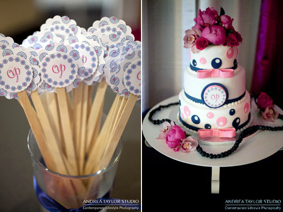 Smock Real Party - Beautiful Birthday Party from Luxe Expressions and StudioWed