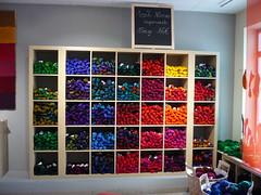 P1040332 (The wool lady) Tags: yarn yarnshop wollmeise
