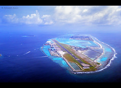 Male' International Airport, Maldives ( Ahmed Amir) Tags: airport amir unclassified maldives ahmed