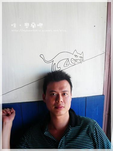 蘭嶼人魚與貓17