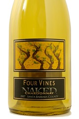 "2007 Four Vines ""Naked"" Santa Barbara Chardonnay"