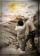 For Our Friends in Rhode Island... (magic_fella) Tags: sea seascape photographer married friendship adventure share acouple tworeallyspiffypeopleinrhodeisland