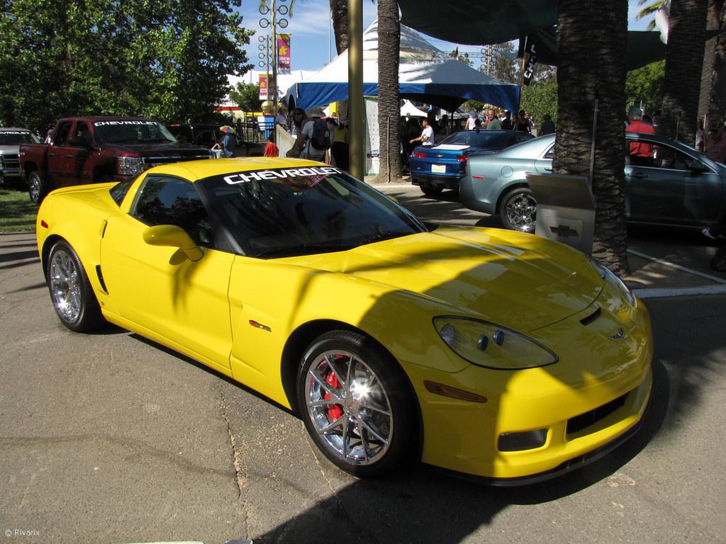 060 California State Fair - Chevy Corvette