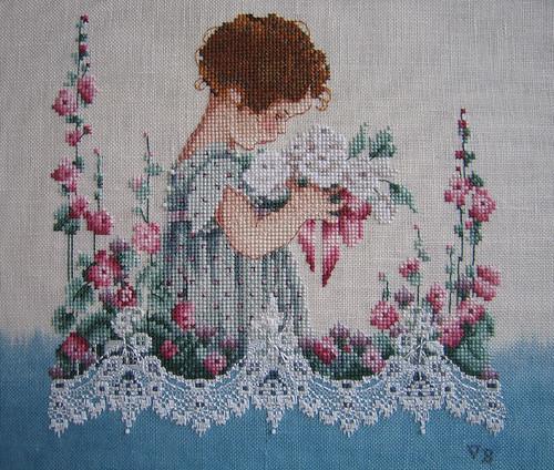 Lavender & Lace. Emma's Garden. Final