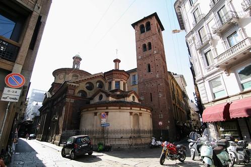 Thumbnail from Chiesa Santa Maria Presso di San Satiro