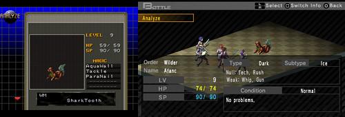 Persona comparison 2