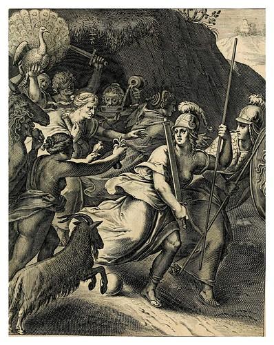 003-Virtud es huir del vicio- Teatro moral de la vida humana1612- Otto Vaenius