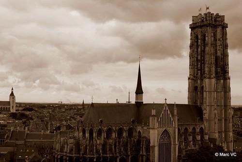 Sint Rombouts (taken from Sint Jans Kerk) II