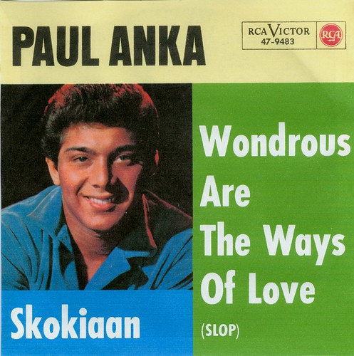 22 - Anka, Paul - Skokiaan.- D - 1964
