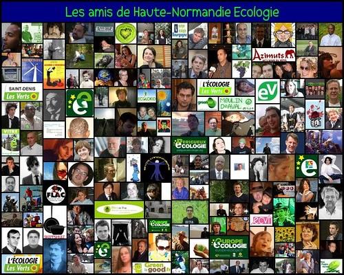 Les amis de Haute-Normandie Ecologie