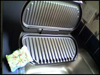 easy to clean George Foreman