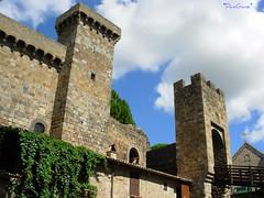 Castello di Bolsena (*DaniGanz*) Tags: italy castle italia fortress castello viterbo bolsena lazio medioevo middleage fortezza daniganz