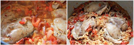 Chipotle Chicken N Rice