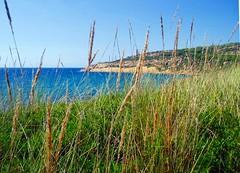 verde azul (tartessus) Tags: ocean blue espaa costa luz azul agua espanha europa europe desert playa andalucia cielo cadiz punta andalusia cdiz espagne cala acantilado ola poniente estrecho oceano iberica ail camarinal puntacamarinal cadix desierta