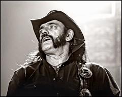 Lemmy/Motorhead (Scottspy) Tags: people blackandwhite bw metal portraits gigs concertphotography hardrock lemmy motorhead aceofspades livemusicphotography scottspy