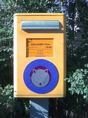mailbox_tapiola (sampos) Tags: streetart sticker tapiola 6500