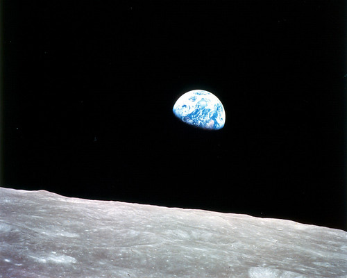 Earthrise nasa.gov images
