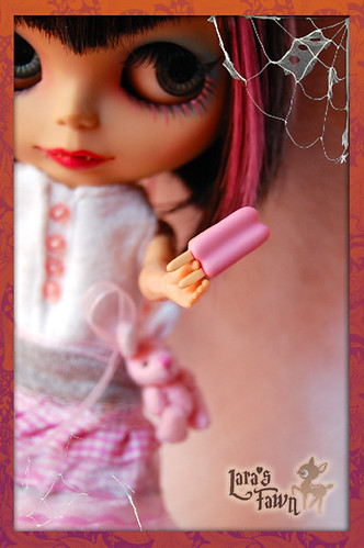 TOYS - 'The White Rabbit' OOAK SET