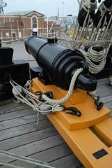Victory caronade (Final Approach) Tags: england canon nikon trafalgar warship dx hmsvictory horationelson portsmouthhistoricdockyard nikond200 18200mmf3556gvr shipoftheline afsnikkor18200mm13556ged