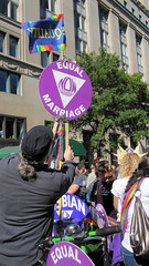 National Equality March (VJnet) Tags: family gay america lesbian
