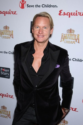 Carson Kressley by Save the Children.