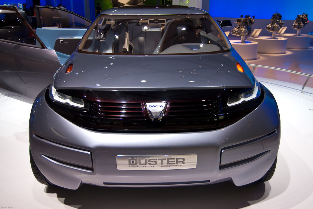 Dacia Duster Concept Car (34596)