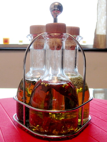 Infused EVOO