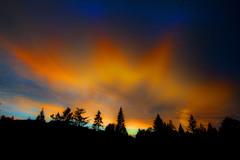 Oct Sunset (jerrykinney) Tags: sunset sun sunlight beautiful northwest sunsets pacificnorthwest canon30d northwestoregon anawesomeshot canonefs10223545usm theunforgettablepictures