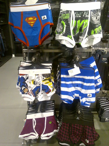 blue white men london shop america shopping comics dc pants underwear stripes superman briefs captain superhero mens shops boxer shorts superheroes marvel lex w5 ealing underpants krypton luthor