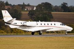 D-CCEA - 560-5593 - Windrose Air - Cessna 560XL Citation XLS - Luton - 091023 - Steven Gray - IMG_2901