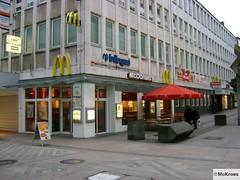 McDonald's Dortmund Westenhellweg 66-68 (Germany)