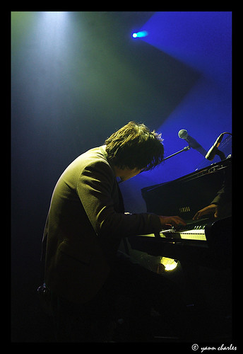 Jamie Cullum Live @ Le Point Ephémère Paris 2009