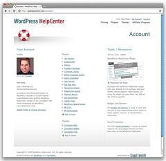 Affiliate Account