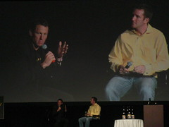 Q&A with Lance Armstrong