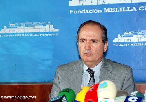 Catálogos de monumentos y placas de Melilla