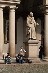 L'Accademia (aleph78) Tags: camera canon europe italia milano year centro places date month 2009 brera 09sept canong10