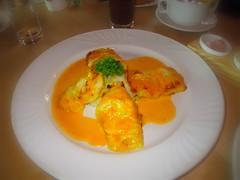 焗烤南瓜多利魚